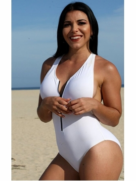 T Back Wet Suit Swimwear