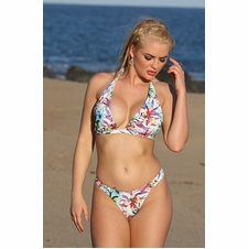 Ujena Barcelona Thong Bikini Bathing Suit