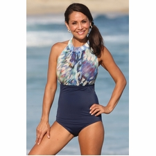 Ujena Catalina One Piece Bathing Suit