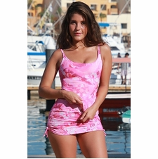 Ujena La Lola Skirted Tankini Bathing Suit