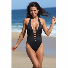 Ujena Santorini One Piece Bathing Suit