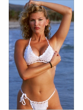 Ujena Swimwear 2792 Caribbean Crochet Bikini Bathing Suit