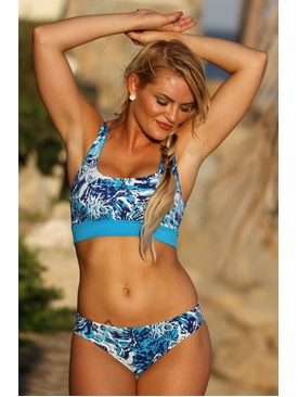 Ujena Swimwear N240  Tropic Fever Action Bikini Swim Suit