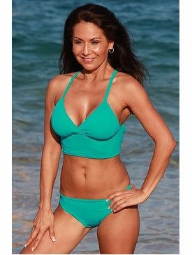 Ujena Swimwear N257 Easee Fit Malibu Bikini Swim Suit