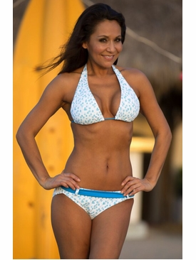 Valley Belted Bikini Bathing Suit