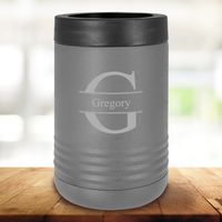 Gray Beverage Holder