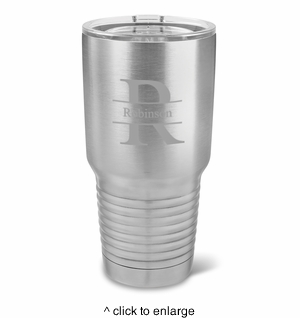 Húsavík 30 oz. Stainless Steel Double Wall Insulated Tumbler - click to enlarge