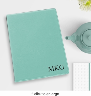 New Personalized Mint Portfolio  - click to enlarge