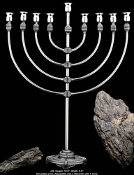 About...the Menorah for Hanukkah