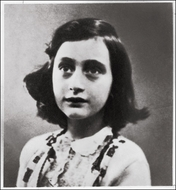 Anna Frank - her story