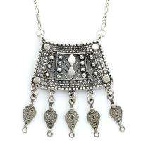 Arabesque and Filigree sterling silver necklaces
