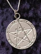 Blessing necklace Wishes seal solomon seals