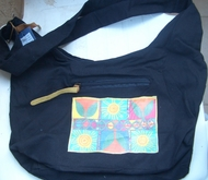 Colourful confortable Israeli motifs Handbag