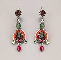 Dangle Earrings handcrafted designer jewelry
