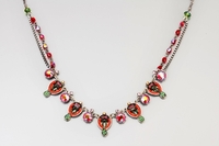 Fashion necklace handcrafted jewelry