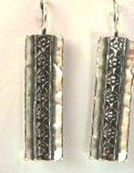 Israeli jewelry BOHO earrings