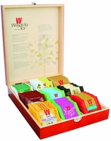 Israeli Magic Tea Box - 9 flavors - 90 bags flavours