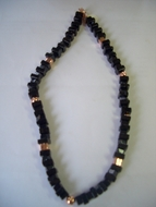 Israeli necklace onyx