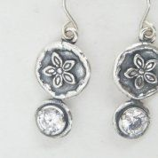 Israeli Silver Earrings | Israeli jewelry