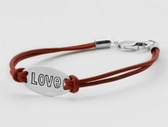 Love bracelet blessing jewelry
