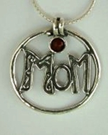 Moms necklace Love necklace