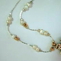 Pearls sterling silver goldfilled necklace necklace_silver_01