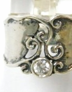 Rings Silver jewelry | artistic silver ring