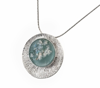 Roman Glass artistic jewelry | necklaces