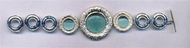 Roman glass bracelet Verre romain