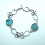 Roman glass jewelry | roman glass bracelet