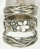 Silver jewelry | Boho ring | silver rings