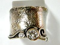 Silver jewelry | silver rings | bague argent