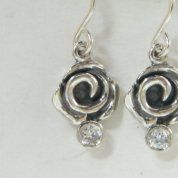 Sterling silver earrings | Israeli silver earrings