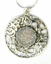 Sterling silver necklaces   Druze necklace