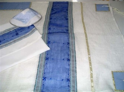 Tallit for woman Made in Israel