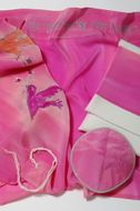 Tallit for women Bat Mitzvah gift Handmade in Israel