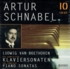 Artur Schnabel - Complete Beethoven Sonatas  (10-Document 223051)