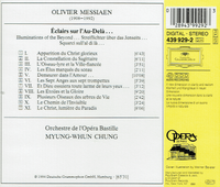 Myung-Whun Chung - Messiaen  (Illuminations of the Beyond)  (DG 439 929)