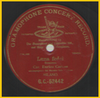 Auction #148 78 rpm