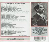 Charles Rousseliere   (Malibran 574)