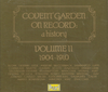 Covent Garden on Record, Vol. II   (3-Pearl 9924)