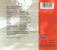 Les Troyens  (Dutoit;  Gary Lakes, Francois Pollet, Deborah Voigt, Gino Quilico, John Mark Ainsley)  (4-London 443 693)