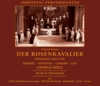 Der Rosenkavalier  (Szell;  Jessner, Novotna, Conner, List)  (3-Immortal Performances IPCD 1092)