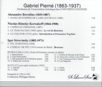 Gabriel Pierne, Vol. I       (St Laurent Studio YSL 78-757)