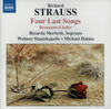 Ricarda Merbeth;   Michael Halasz (Richard Strauss)   (Naxos 8.570283)