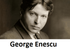 Georges Enescu, Vol. I   (St Laurent Studio YSL T-823)