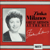 Zinka Milanov - Great Artists at the Met   (MET 107)