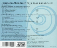 Hermann Abendroth   (2-Music & Arts 1099)