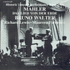 Bruno Walter;  Maureen Forrester & Richard  Lewis - Mahler  (Curtain Call 206)