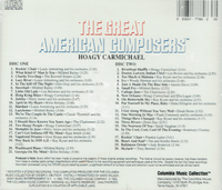 Hoagy Carmichael  (2-Columbia Music Collection C2 & C22 8150)